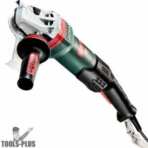 Metabo Wepba 17 150 Quick Rt Ds 6 Angle Grinder Tether Ready Tetherable New