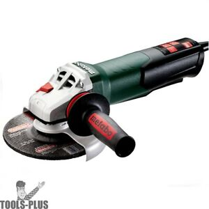 Metabo Wp12 150q Quick 6 Angle Grinder New