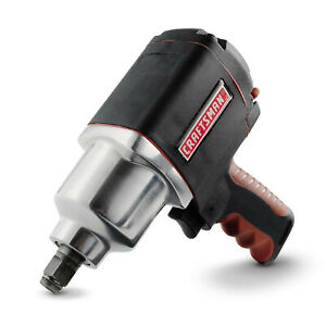 Craftsman Impact Wrench 1 2 In Air Tool Gun Portable Free Shipping New