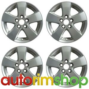 New 17 Replacement Wheels Rims For Dodge Journey 2008 2017 Set Silver