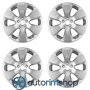 New 17 Replacement Wheels Rims For Subaru Legacy Outback 2010 2011 2012 Set Sil