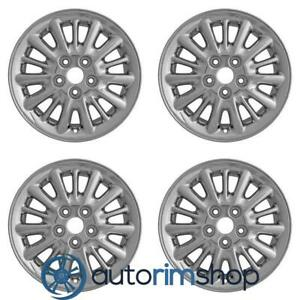 New Chrome 16 Replacement Wheels Rims For Chrysler Town Country 2001 2002 200
