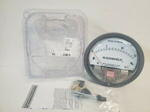 New Old Stock Dwyer 0 15 Pressure Gauge 2015 102011 00