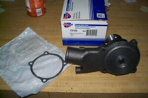 Chevrolet 6 Cylinder Water Pump Carquest Vintage Chevy 1970s T2122