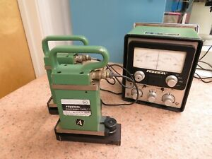 Mahr federal Model Electronic Level Set Differential Level System Lvl2