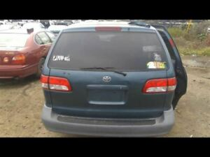 Trunk hatch tailgate Heated Ce Fits 01 03 Sienna 14853424