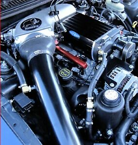 Kenne Bell 99 04 Mustang Gt 4 6l Supercharger Mammoth 2 8 Intercooled Tuner