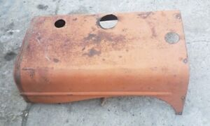 Allis Chalmers Wd45 Tractor Hood Cover Ac Part Wd Hood Ac Sheet Metal