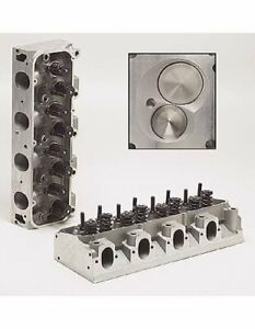 Two 2 Ford Racing Super Cobra Jet Cylinder Head M 6049 Scja