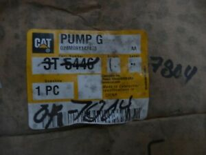 3t5446 Pump Group gear 0r7804 Caterpillar cat Oem
