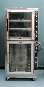 Piper Super Systems Convection Oven And Proofer Op 3