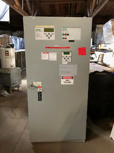 800a Asco 7000 Non automatic Transfer Switch Model H07ntsa30800n5x 480v
