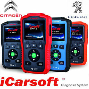 Latest Icarsoft Cp V1 0 Peugeot Citroen Professional Multi System Diagnostic Tol