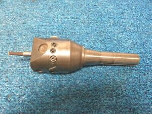 Enco Bridgeport R8 Boring Facing Head