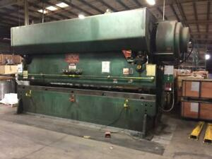 150 Ton Chicago Dreis Krump Mfg Press Brake