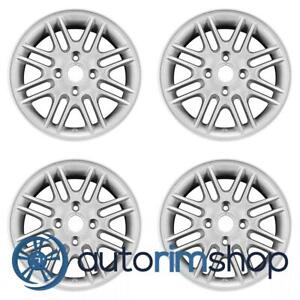 New 15 Replacement Wheels Rims For Ford Focus 2000 2009 Set Silver 3367s A With