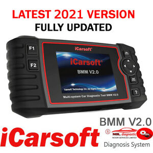 Latest Icarsoft Bmm V2 0 Bmw Mini Obd2 Car Diagnostic Fault Code Scanner Tool