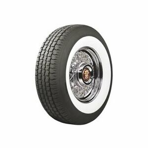 Set Of 4 Coker American Classic Collector Radial Tires 225 60 16 6764321