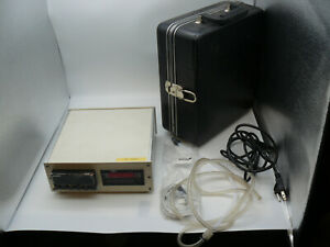 Omega Digital Microcomputer Thermometer Temperature Tester Mks Type 660