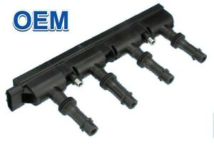 Ignition Coil Pack cassette Oem Acdelco For Buick Cadillac Chevy 1 4l 55577898