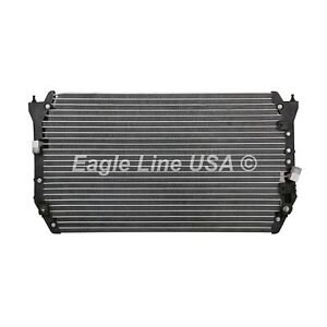 A c Condenser Fits 97 Toyota Camry Lexus Es300 Usa japan Built To 3 97 To3030103