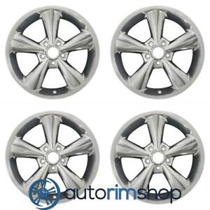 New 18 Replacement Wheels Rims For Ford Mustang 2006 2007 2008 2009 Set Polishe