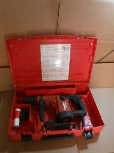 Hilti Te35 Rotary Hammer Drill Combihammer With Case