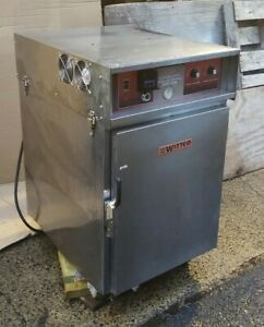Wittco 1000 is Cook And Hold Oven System Cooking Holding Heated Cabinet