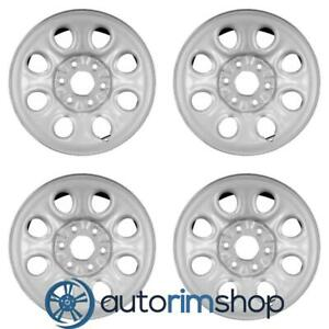 New 17 Replacement Wheels Rims For Cadillac Chevrolet Gmc Escalade Avalanche Si