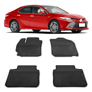 For Toyota Camry Floor Mats Custom Car Liners Auto Carpets 2012 2017 All Weather