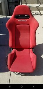 1 Jdm Honda Integra Dc5 Type R Acura Rsx Front Red Recaro Seats Egrails 1