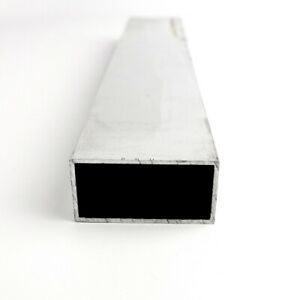 1 X 3 X 0 125 Aluminum Rectangle Tube 6061 t6 extruded 48 0