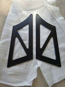 J s Racing Voltex Style 295mm Gt Wing Stands