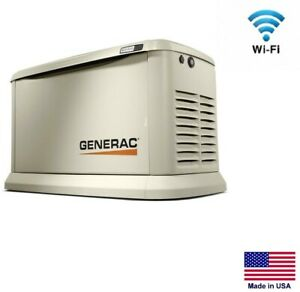 Standby Generator Residential 22 Kw 120 240v 1 Phase Ng