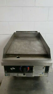Star 615tb Countertop Griddle 15 Nat Gas Tested