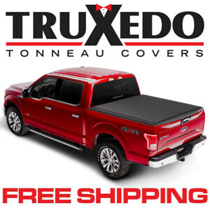 Truxedo 1431001 Prox15 Lo Profile Tonneau Cover 2019 Ford Ranger 5 Bed