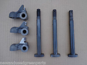 Clutch T Bolts And Dogs For John Deere Late A Set Of 3 New A4031r C74r