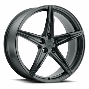 20 Xo Auckland Black 20x9 20x11 Forged Concave Wheels Rims Fits Ford Mustang
