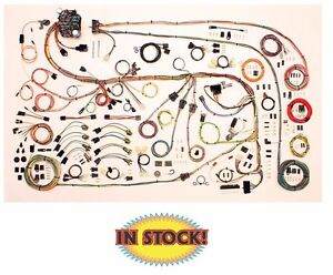 American Autowire 510603 1967 75 Mopar A body Classic Update Wiring Harness