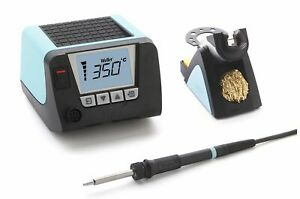 Weller Wt1012n With Wt1 Soldering Station And Wsp80 Iron