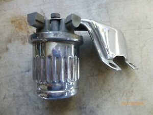 1957 1958 Corvette Bel Air Fuel Injection Fuel Filter Original Gm Very Nice