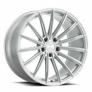 20 Xo London Silver 20x9 20x10 5 Concave Wheels Rims Fits Cadillac Cts V Coupe