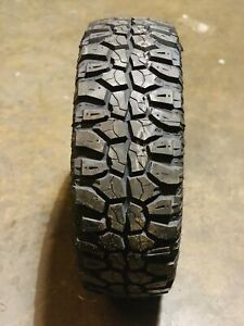 4 X Lt265 70r17 Wild Country Mtx Mud Tires Usa Owl 265 70 17 121q Lre 10 Ply