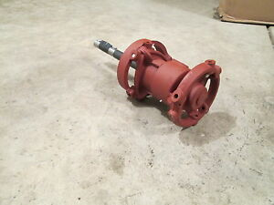 Vintage Aermotor Hub W New Shaft For Rebuilding 6ft Aermotor 702 Style Windmill