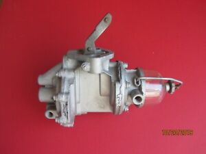 Ac Delco 9640 Dual Fuel vacuum Pump With Glass Bowl Filter