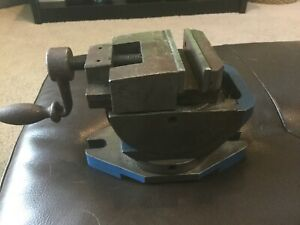 Vr Wesson Compound Sine Vise