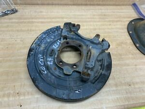 2000 2002 Ford Explorer Rear Differential Backing Plate Left Drivers Side