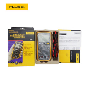 Fluke Fluke 17b Economical Digital Multimeter Lcd Display