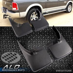 Splash Guards Mud Flaps Mudflaps For Dodge Ram 1500 2500 3500 2009 2018 2015