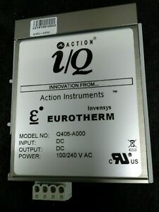 Invensys Action Instruments Q406 a000 I q Series 100 240vac W 2 Pos Backplane